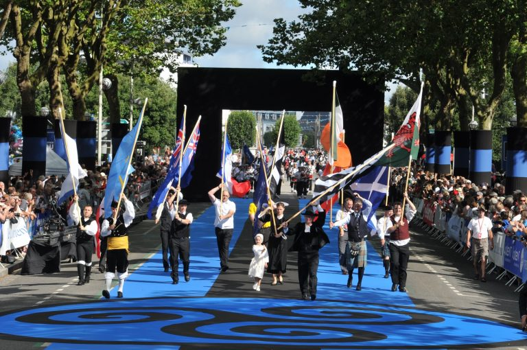Grande Parade, Festival Interceltique de Lorient